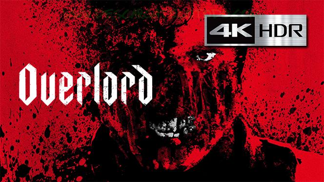 Operación Overlord (2018) 4K UHD [HDR] Latino-Castellano-Ingles