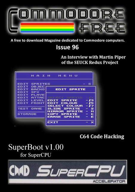 Commodore Free Magazine #096 (096)
