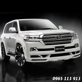 Toyota Land Cruiser Hai Phong