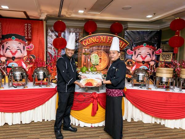 Sunway Hotel Penang Chinese New Year Celebration 2018