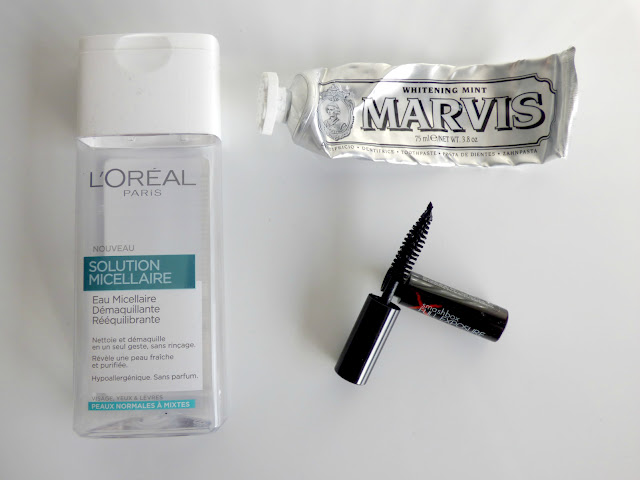 eau micellaire rééquilibrante de l'oréal