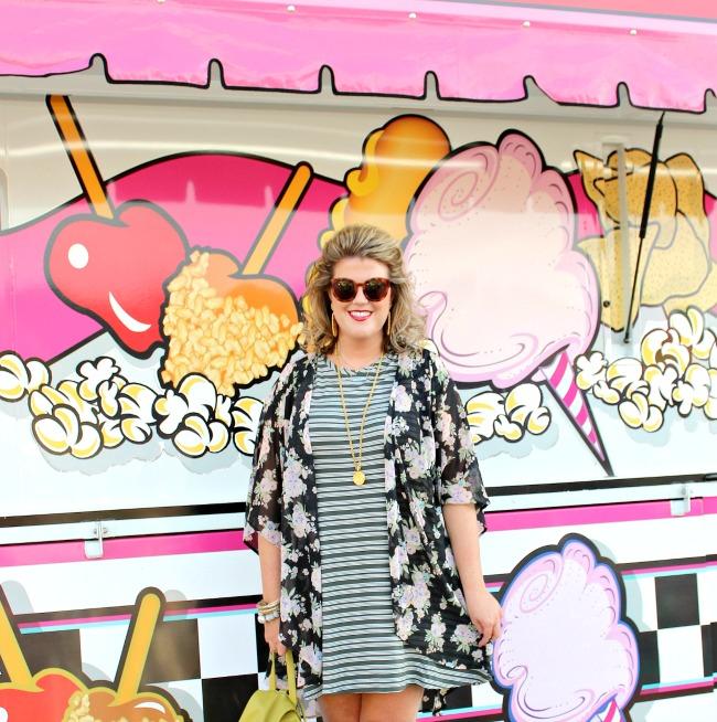 Julie Leah // What To Wear To The Fair