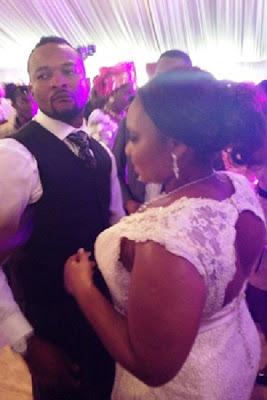Chigozie Atunaya wedding reception