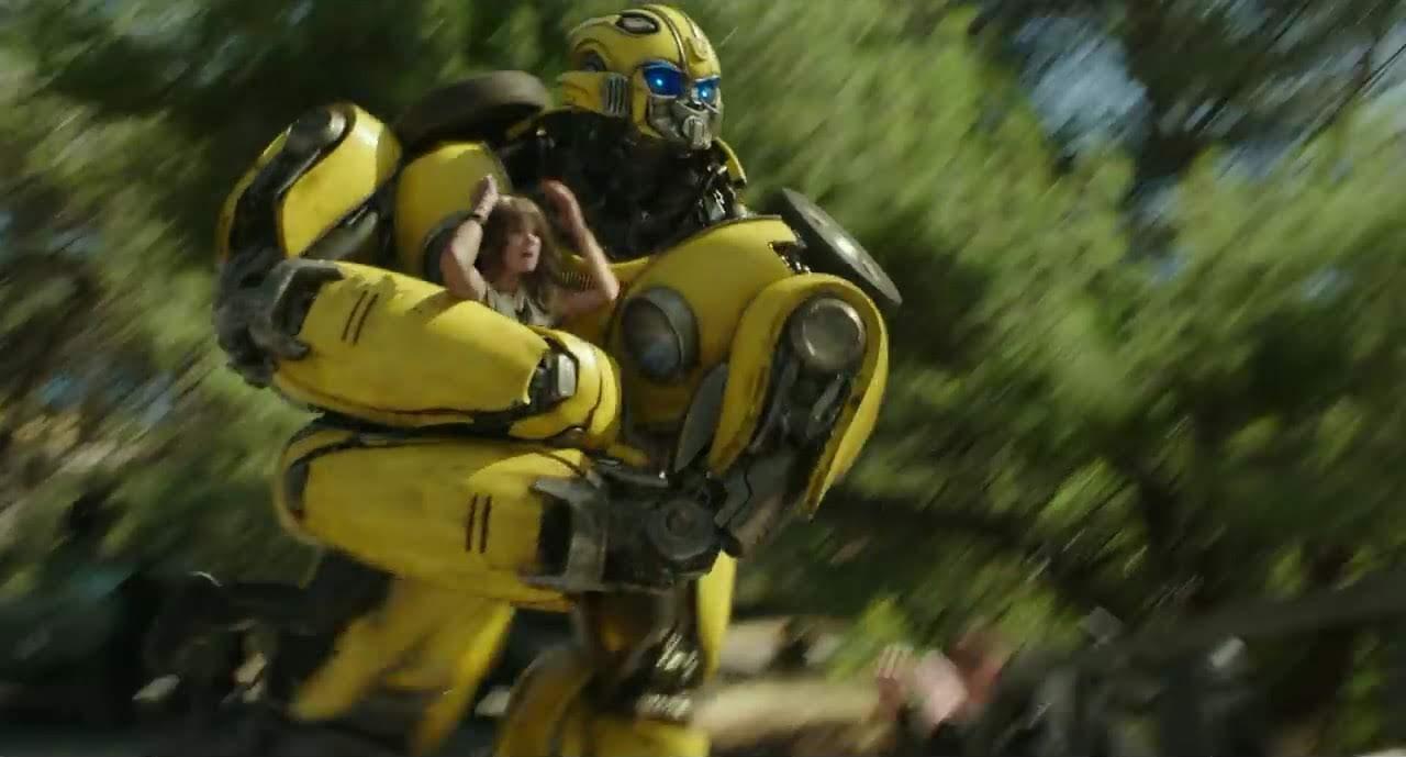 Bumblebee TV Trailer :「トランスフォーマー」シリーズ最終章の「バンブルビー」が、初公開のカットを披露した新しいTVトレイラーをリリース ! !