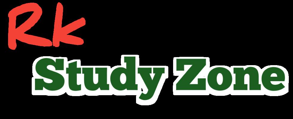 Contact - Rk Study Zone