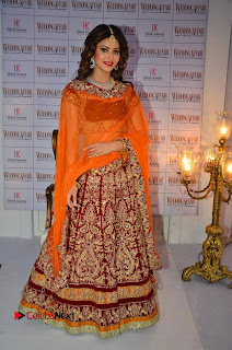 Bollywood Actress Urvashi Rautela Pictures at Wedding Affair Magazine 2016 Launch  0009.jpg