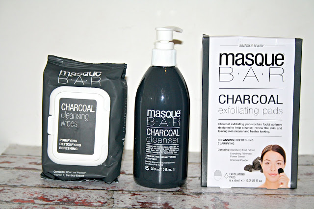 MasqueBAR Charcoal Cleansing - Three New Releases
