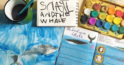 The power of a story: The Snail and the Whale