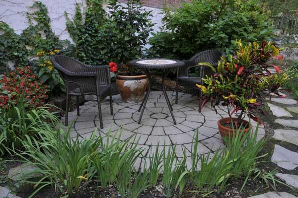 Decoracion De Jardines Pequenos 10 Ideas Para Decorar Tu Jardin - Suelos-para-jardines-pequeos