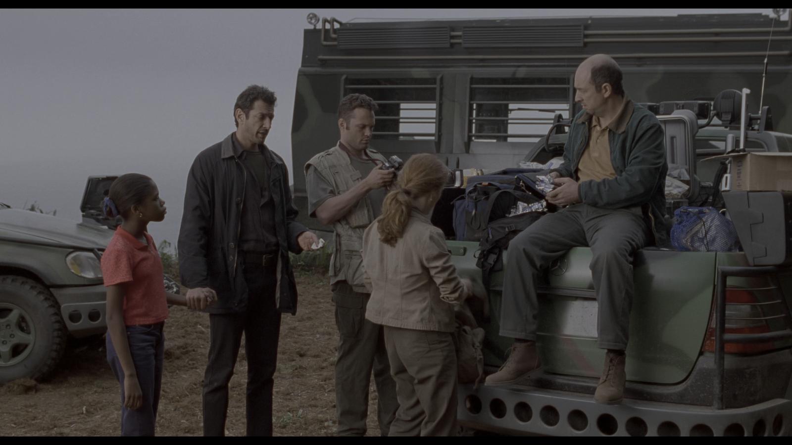 El Mundo Perdido Jurassic Park (1997) 4K UHD [HDR] Latino