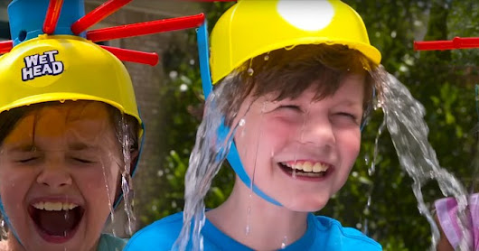 Mellow Mummy: #Win the Wet Head game from Zing #WetHeadChallenge       : Taking life as it comes...