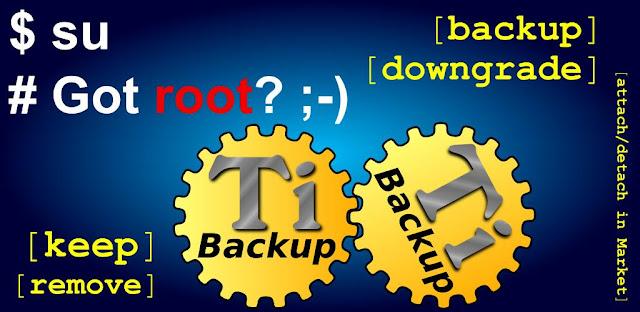 Titanium Backup PRO v8.3.2 APK