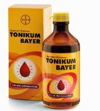 Tonikum Bayer Multivitamin untuk keadaan Anemia