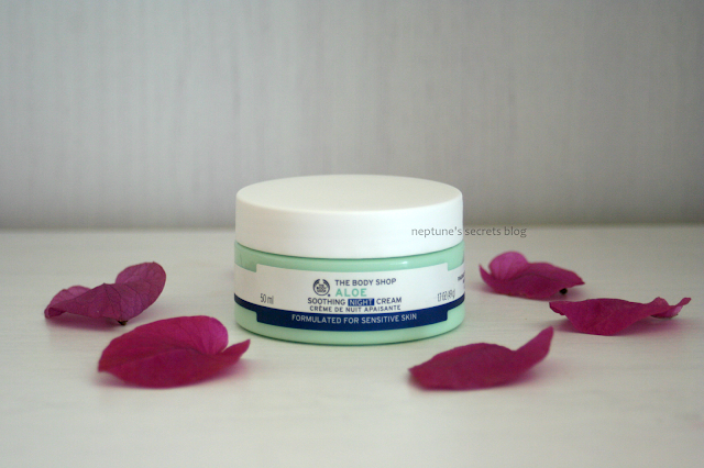 Soothing Night Cream for All Skin Types