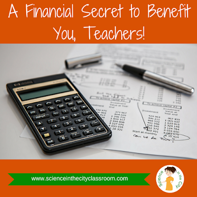 A financial option open to teachers that you may not be aware of