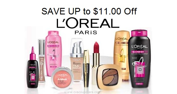 9ed36965ddf Just Released: Save Up to $11.00 On L'Oreal Skin Care, Eye Makeup & Hair  Care Product Coupons! PRINT NOW!