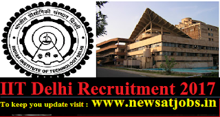 IIT-Delhi-Recruitment-2017