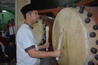 Forkopimda Kabupaten Trenggalek Kumandangkan Gema Takbir Idul Fitri 1438 H