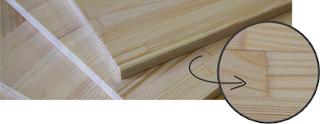 Gia công sản xuất gỗ ghép thông 3