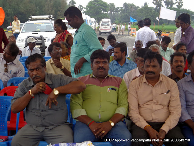 Veppampattu Plots - Sirukalathur - Punnapattu Village - Rs.555/- Per Sq.ft
