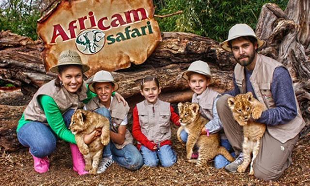 Africam Safari, Puebla México