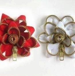 DIY Bunga Dari Zip