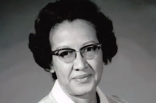 "Katherine Johnson - How ""computer women"" conquered space"