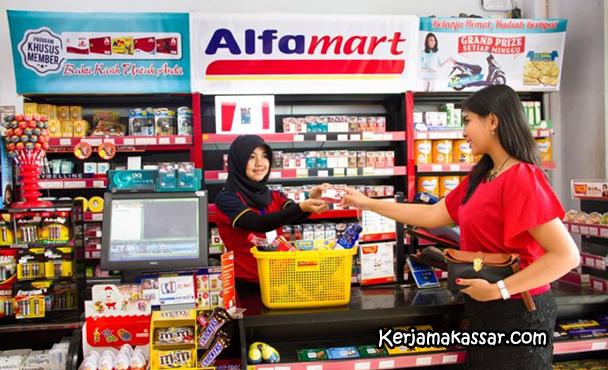 Lowongan Kerja Crew PT. Sumber Alfaria Trijaya Sulawesi Selatan Terbaru