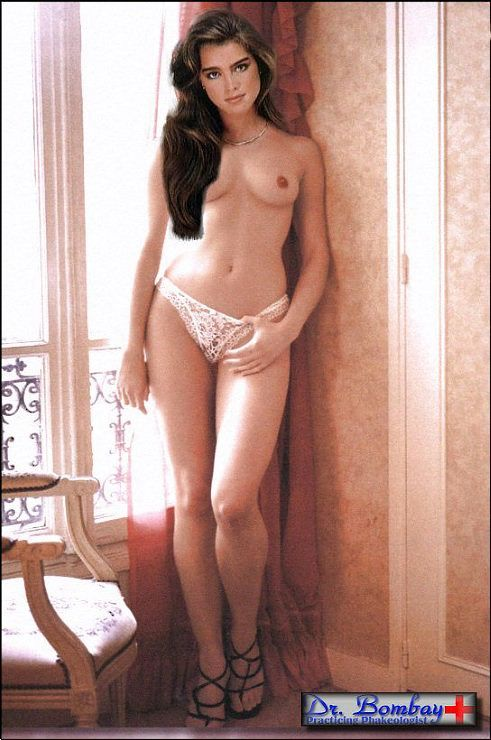 Brooke shields nude uncensored quickly