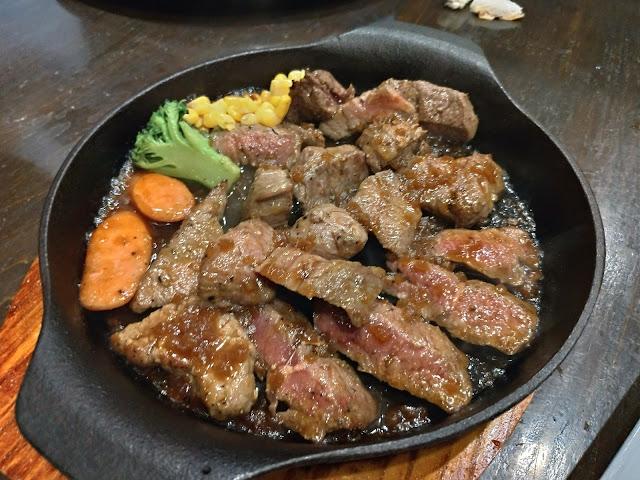 ミスジステーキランチ 長崎市の昼人気店 焼肉Rinでステーキランチはおすすめ