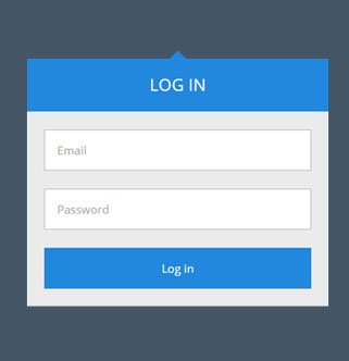 5 free download login form css template development area for Php login templates free download