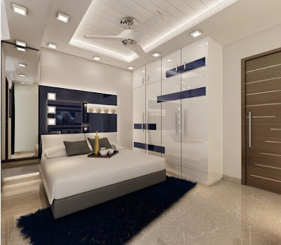 modern bedroom design makeover ideas 2019