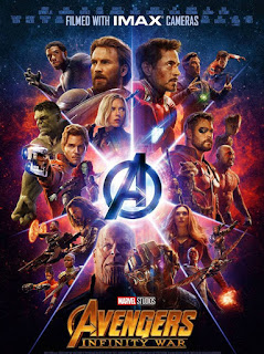 Download Film Avengers Infinity War (2018) HDTS 480p & 720p Subtitle Indonesia