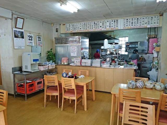 海洋食堂の店内の写真