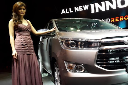 Harga All New Toyota Kijang Innova