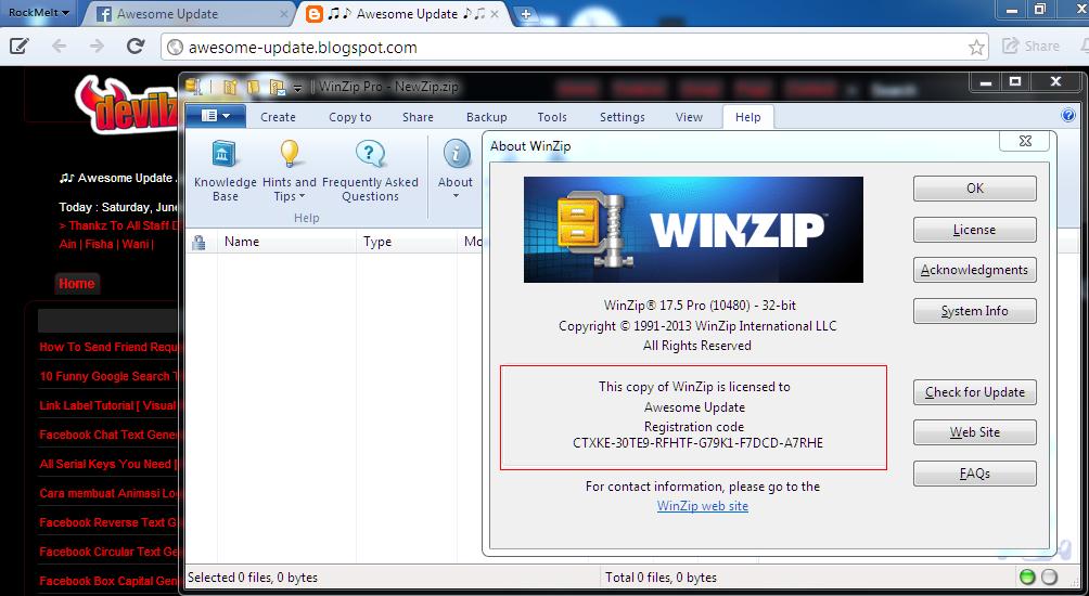 Free Winzip Download Activation Code