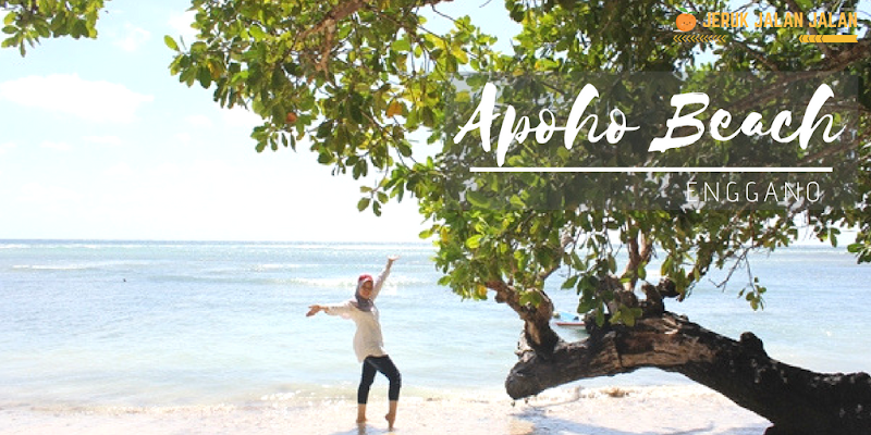 Pantai Kami yang Cantik, Pantai Apoho