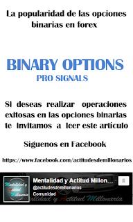 Las opciones binarias son lo mejor para operar en forex