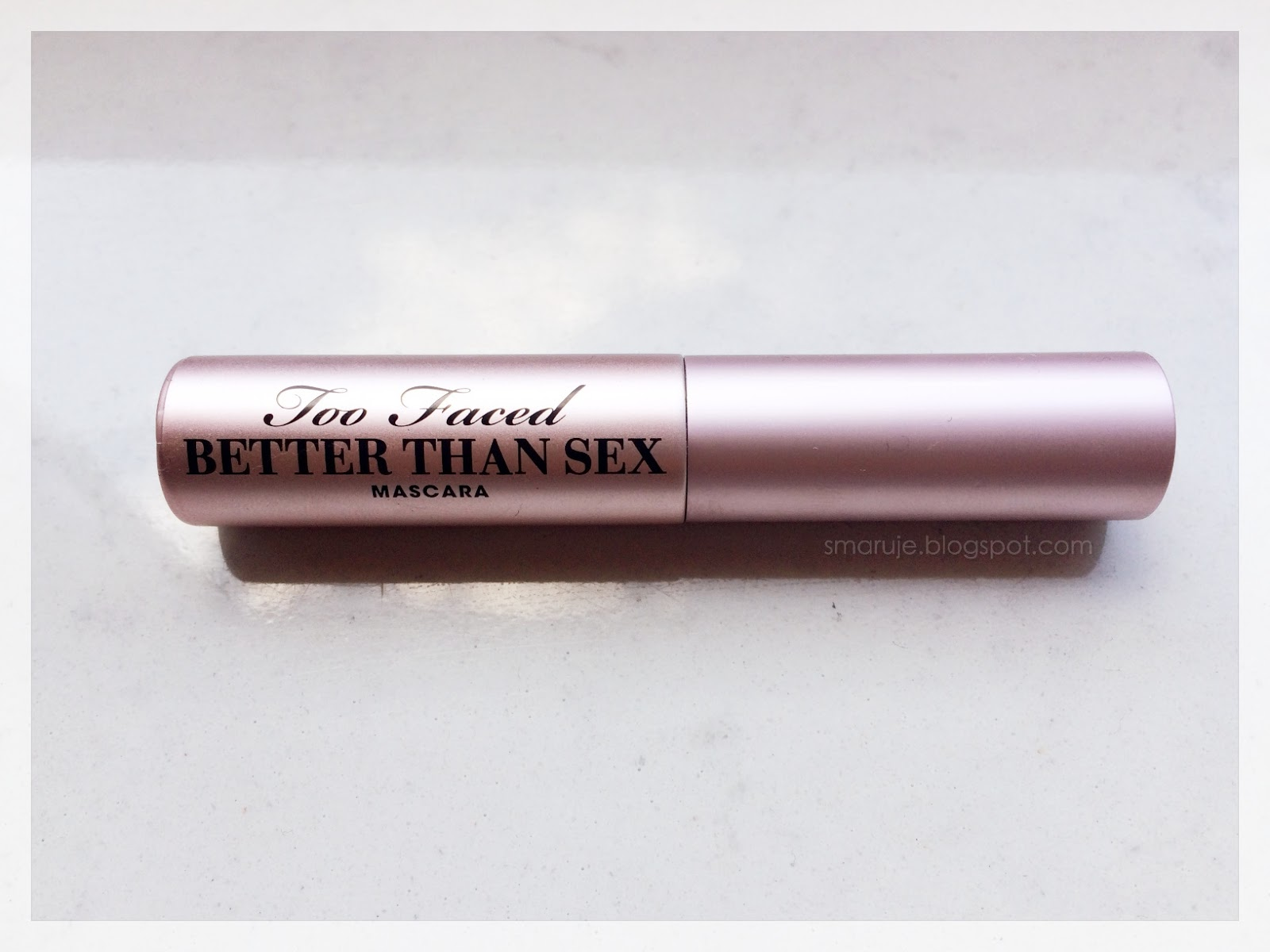 Too Faced – Better Than Sex – serio, producencie?