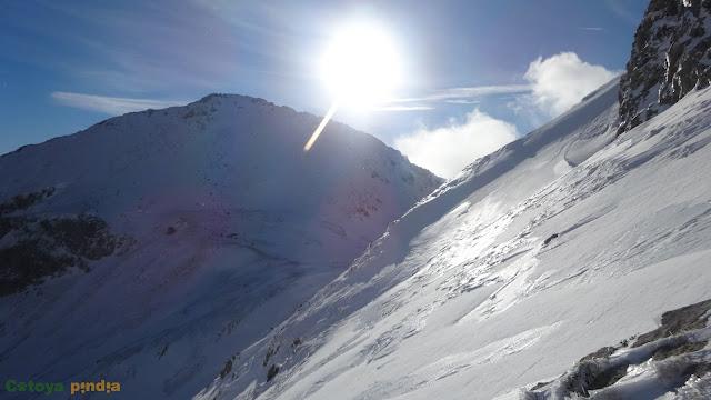 Ruta Invernal a Peña Ubiña por El Meicín, desde Tuiza de Arriba (Asturias)