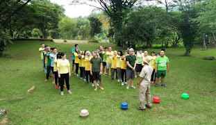 Outbound di Villa Roso Mulyo Sentul Bogor (2)