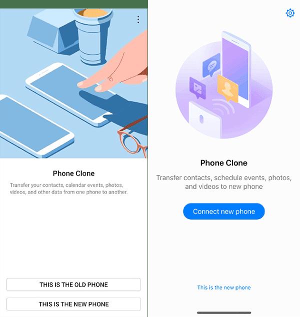 انقل بياناتك من جوالك القديم إلى هاتفك الجديد في دقائق مع تطبيق HUAWEI Phone Clone