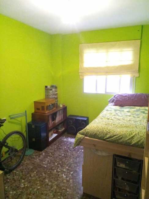 piso en venta calle tarragona castellon dormitorio1