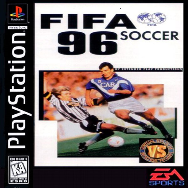 Download Fifa Soccer 96 game For PC Full Version