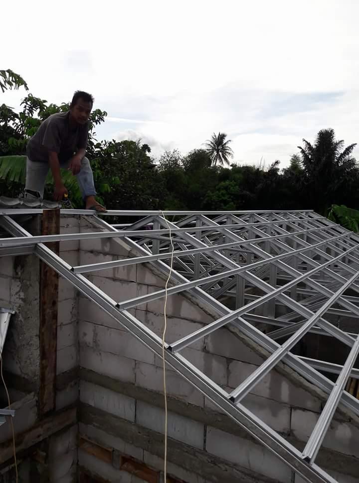 Pasang Baja Ringan Bintaro Tukang Bogor Tangerang Serpong Bsd Pamulang
