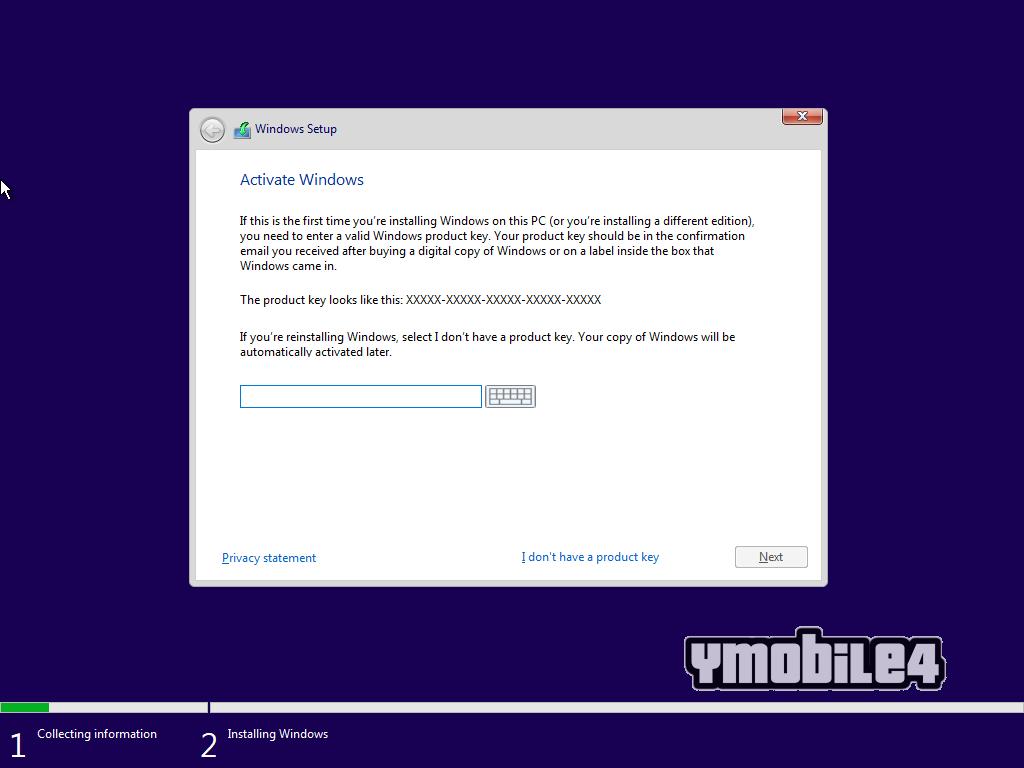 Tutorial Instal Windows 10 Step 6