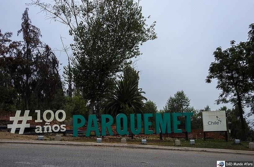 Parque Metropolitano de Santiago - Parquemet - o que fazer em Santiago