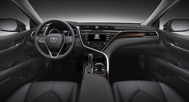 Toyota Camry 2019 - Brasil - preço