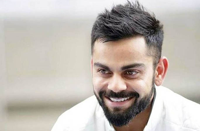 Virat Kohli Wiki Age Hairstyle Hight Birthday Family