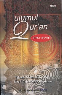 Resume Ulumul Qur'an